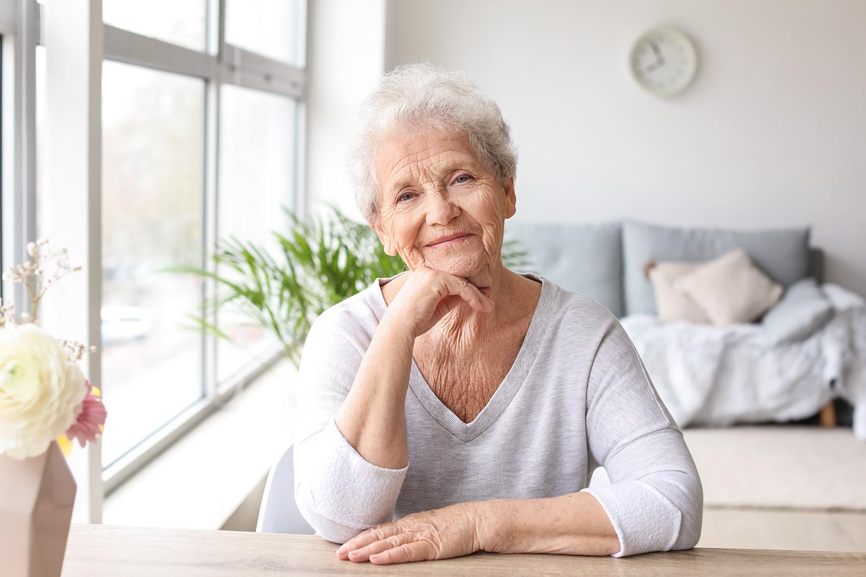 Betreute Wohngemeinschaft für pflegebedürftige Senioren in