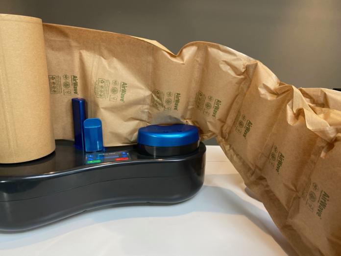 389712 696x522 - Luftpolster aus Papier für mehr Nachhaltigkeit im e-commerce