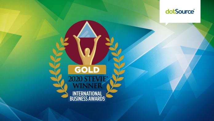 """390415 696x392 - dotSource erhält International Business Awards im Rahmen der weltweit führenden Wettbewerbsreihe """"The Stevie Awards"""""""