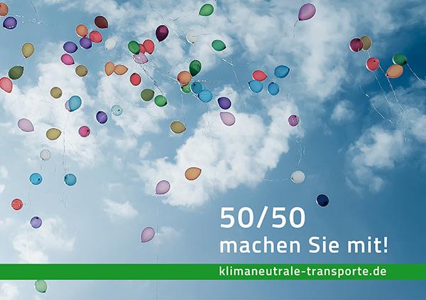 390625 - Alpensped startet Klimainitiative 50/50