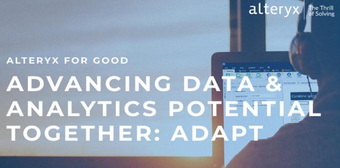 390630 696x344 - Alteryx ADAPT-Initiative für Data Worker mit mehr als 10.000 Teilnehmern