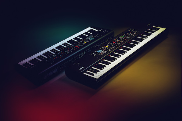 390759 - Yamaha CP88 / CP73: Kostenloses Systemupdate 1.4