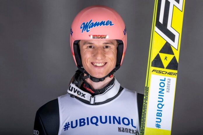 Karl Geiger C2A920Dominik20Berchtold 2020 696x464 - Kaneka Nutrients Europe verlängert Vertrag mit Karl Geiger: Der Skiflug-Weltmeister bleibt auch in der Saison 2021/22 Ubiquinol-Botschafter
