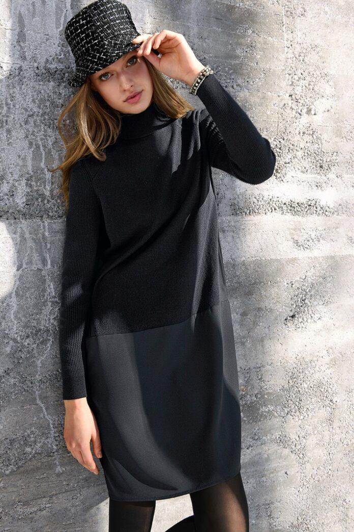 Kleid20Talbot20Runhhof20x20Peter20Hahn 696x1044 - Peter Hahn erweitert Angebot exklusiver Marken: Kooperation mit dem Designer-Duo Talbot Runhof