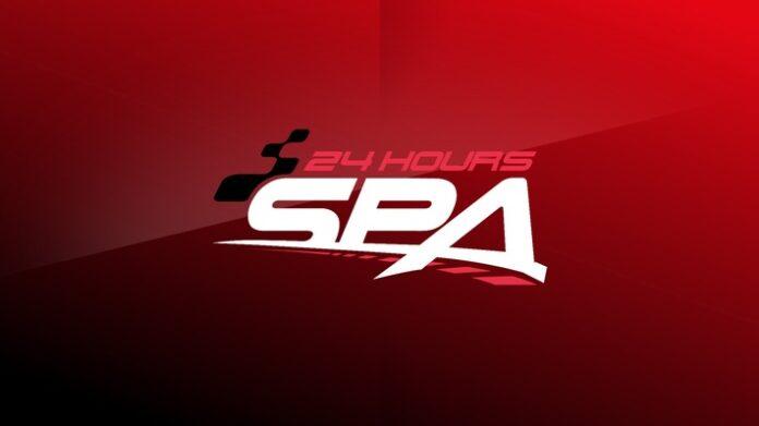 Logo Spa 696x391 - Die 24 Stunden von Spa mit Sky Experte Timo Glock im Cockpit am Wochenende live und in voller Länge auf Sky Sport