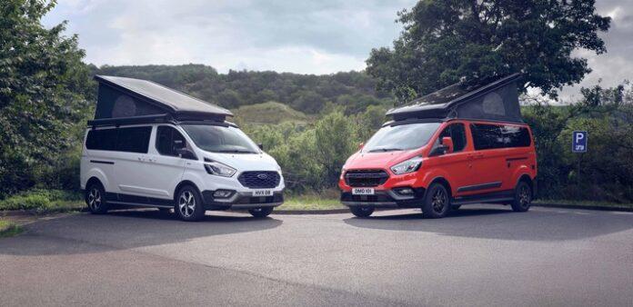 image 1 109 696x338 - Ford erweitert Nugget Camper-Baureihe um zwei neue Varianten: Active und Trail