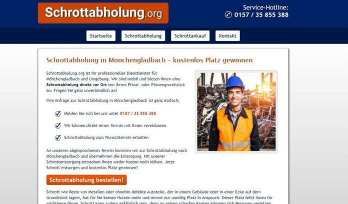image 1 112 696x409 - Die Schrottabholung Mönchengladbach entsorgt Ihren Metallschrott