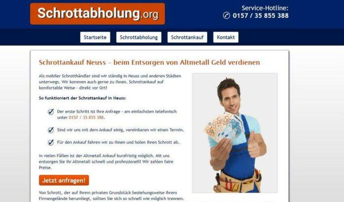 image 1 118 696x409 - Schrottankauf Neuss- Schrotthändler in Neuss Entsorgung von Schrott mit gutem Service.