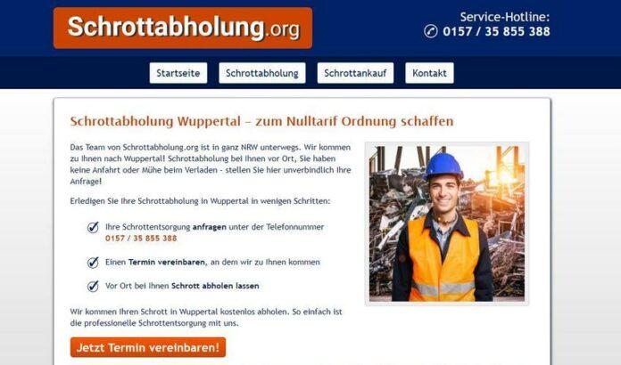 image 1 98 696x410 - Schrottabholung Wuppertal - holt im Auftrag alte, ausrangierte, gusseiserne Hinterlassenschaften längst vergangener Zeiten bei Ihnen zuhause ab.