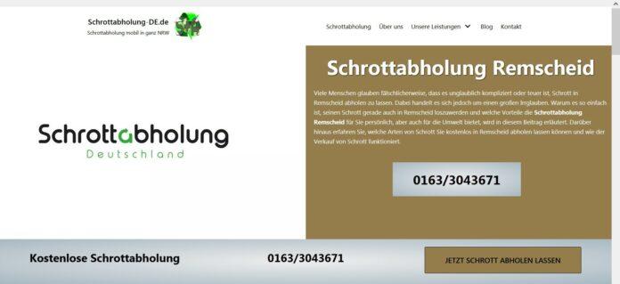 image 1 43 696x319 - Schrottabholung Münster - Schrott und Altmetall abholen lassen ordentliche Entsorgung Münster